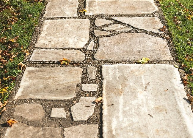 marble sidewalk manchester vermont