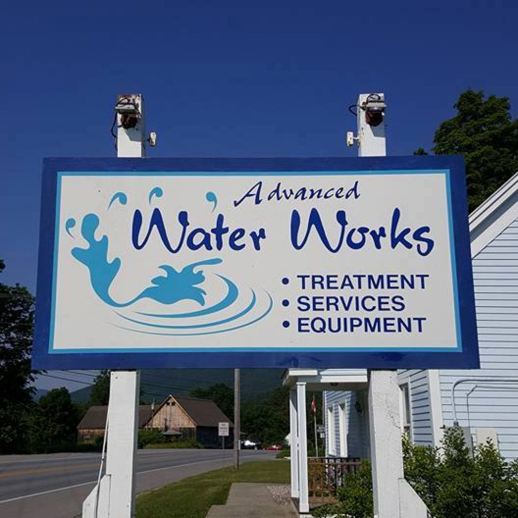 advanced water works vermont