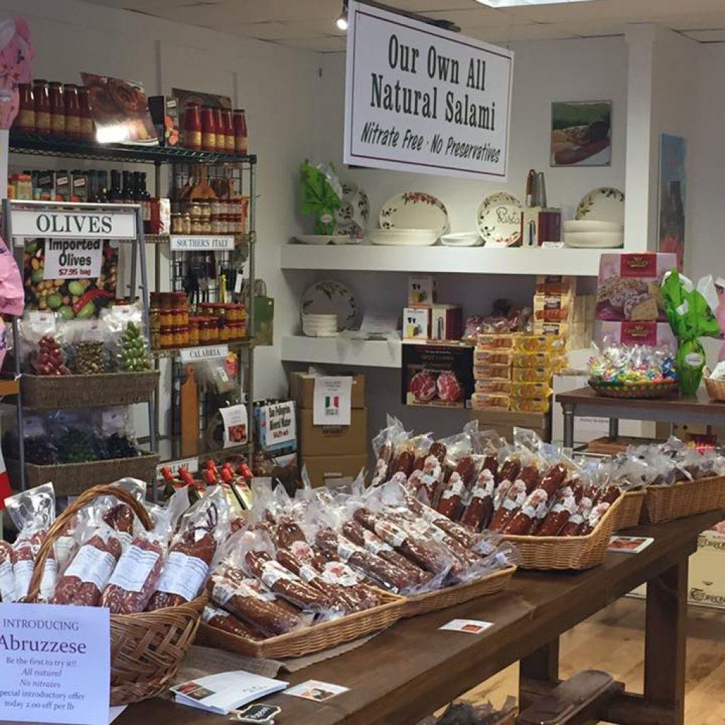 fortuna's sausage market manchester vt