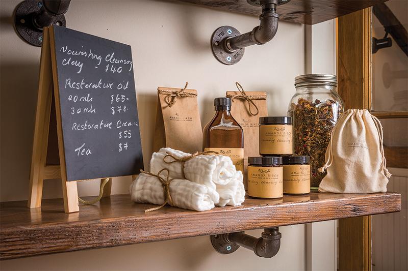 amanda birch shelf